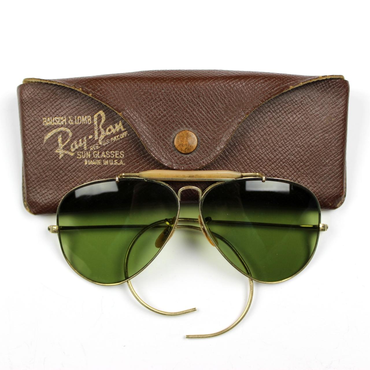 d72680d32d 44th Collectors Avenue - Bausch   Lomb Ray-Ban sunglasses - 52mm 1 ...