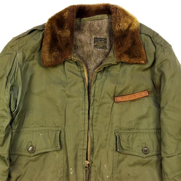 44th Collectors Avenue - USAAF flight jacket type B-10